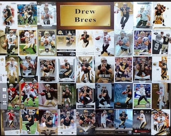 Drew Brees Sport Card And