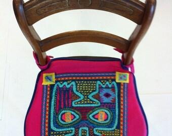Pink Civil War Chair