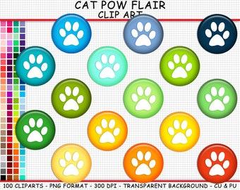 Cat Pow Flairs Clip Art-Clip Cat Pow Flairs-Cat Pow Flairs Clipart-Rainbow Cat Pow Flairs Clip Arts-Rainbow Cat Pow Flairs Cliparts-Instant
