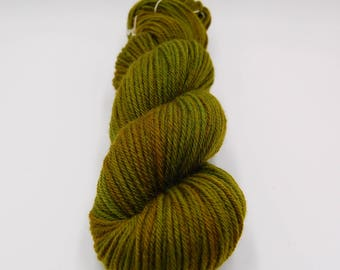 OOAK #11, Merino Worsted Hand Dyed Yarn