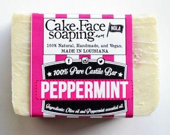 Peppermint - Castile