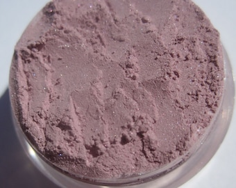 Soft Pale Purple Mineral Eyeshadow | Loose Powder | Shimmer | Cruelty Free | Vegan Mineral Makeup Eye Shadow - Old School