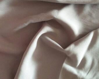 100% silk crepe