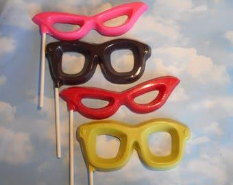 8 Pc. Glasses