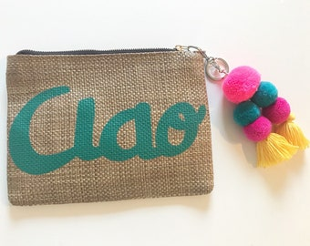 SALE Ciao clutch bag