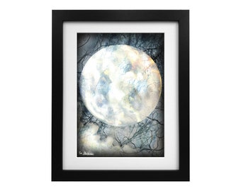 Limited Edition Witching Hour Art Print
