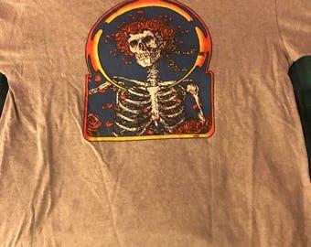 Grateful Dead shirt vintage mouse/alton artwork Bertha great shape Large