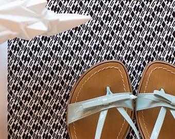 Black & White - 100% Soft Rayon - European Fabric - 1 Yard
