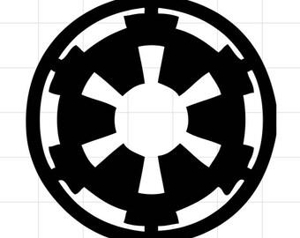 Imperial Insignia car decal