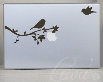 Birdies and Branch Laptop / Notebook / Macbook / Computer / Car Decal
