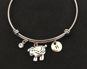 Lamb Bangle Lamb Bracelet
