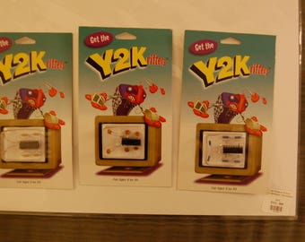 Y2Kritters-  Original 1999 Set Unused/Unopened-Hard to Find-