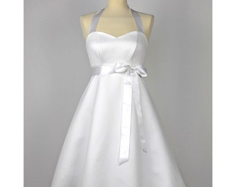 Empire wedding gown dress
