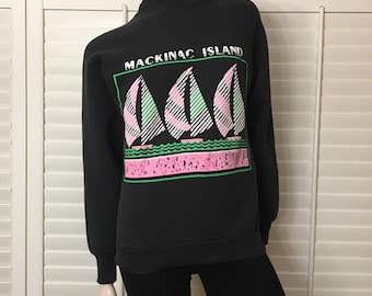 1989 Mackinac Island Sweatshirt