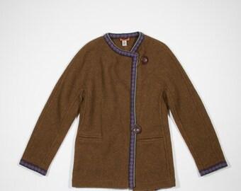 MISSONI - wool coat