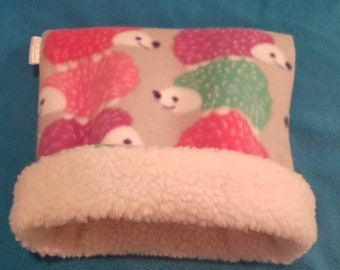 Critter Snuggle Sack for Hedgehogs, Guinea pigs, and other small pets!