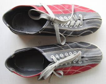 Vintage ACE by Cobra Bowling Shoes circa the 70's