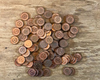 FREE WORLDWIDE SHIPPING - Do you need old Swedish slot tokens? I have 100 tokens!