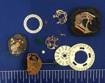 Steampunk parts
