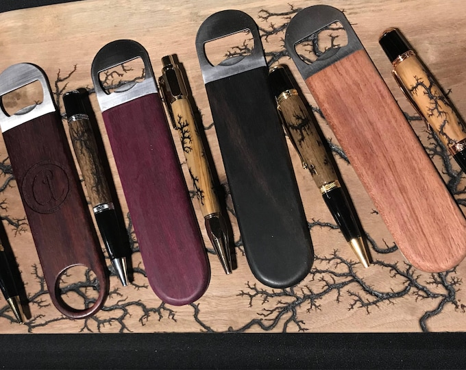 Featured listing image: Wood Bottle Openers