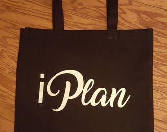 iPlan & Planner Girl Totes