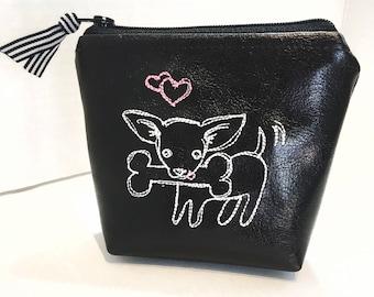 Little zipper pouch