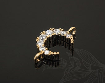 E811-20pcs-Gold Plated