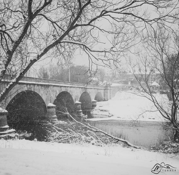 Eden Bridge [Photographic Print]