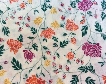 Tana lawn fabric from Liberty of London, Williams