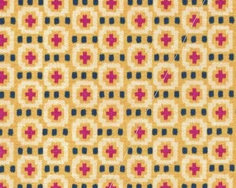 Weave The People (Yellow) - Wove It or Weave It - Michael Miller Fabrics - 1 Yard