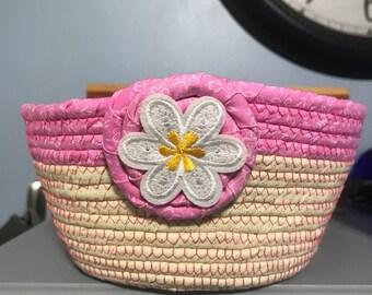 Handmade Fabric Baskets