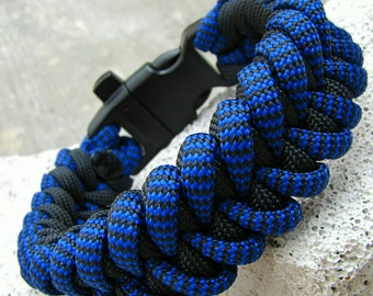 Shark Jaw Bone Paracord Bracelet