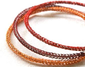 Bangle Bracelets - Gypsy Bohemian - Gypsy Boho - Bracelet Bangle - Colorful Bangle bracelet - Boho jewelry - Boho Bracelet - Boo Bangle