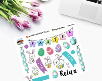 EASTER  Planner Stickers CAM00176