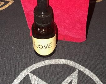 Love Manifestation Gris Gris 5 Piece Set