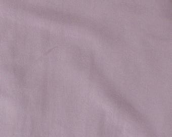 Fabric - cotton/elastane t-shirt weight jersey fabric -  lilac/pink - knit fabric.