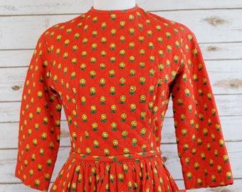 Lanz Originals Flower Dress