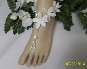 Wedding Barefoot Sandals, Bridal Barefoot Sandals, Beach Wedding Barefoot Sandals, Destination Wedding Barefoot Sandals., BAREFOOT SANDALS.