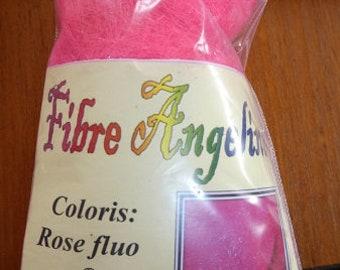 Angelina fiber, neon pink, 10 grams