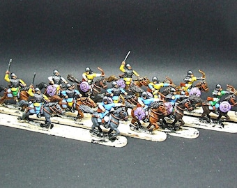 15mm Arab Armoured Horse Archers *Pro-Painted*