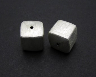 1 Pc, 10mm, Sterling Silver Bead