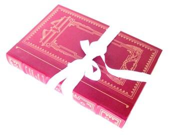 Pride and Prejudice by Jane Austen, Franklin Library  Edition, Jane Austen Book, Austen Wedding, Vintage Jane Austen