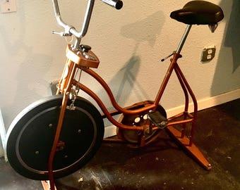 Vintage schwinn stationary bike