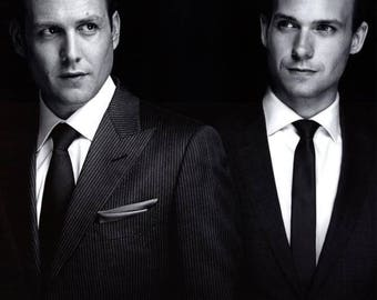 "Suits - ""Half Truth"" - 24x36"" Poster"