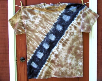 Youth XS S M L Star Wars Tie Dye T-shirt - Chewbacca Bandoleer - Made to Order