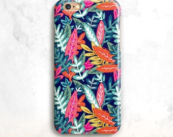 Flowers iPhone X Case, Floral iPhone 8 Case, iPhone SE Case, iPhone 6 Plus, iPhone 5S, Floral iPhone 6 Case, Flowers iPhone 7, iPhone 8 Plus