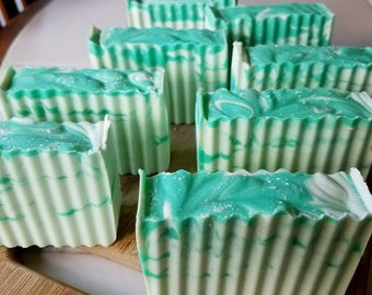 All Natural Homemade Soaps