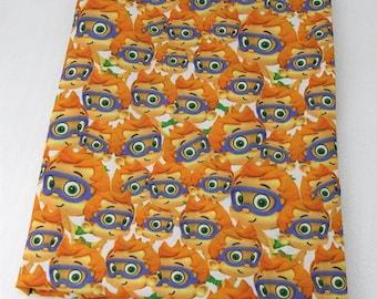 nonny bubble guppies fabric