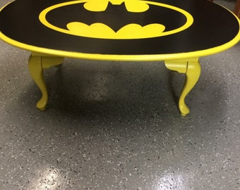 Super hero decor - super heros - kids room decor - kids furniture - childrens furniture - boys room decor - man cave - man cave decor