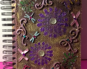 Altered Mixed Media Journal